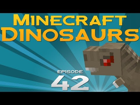 Minecraft Dinosaurs! - Episode 42 - And it's name is....