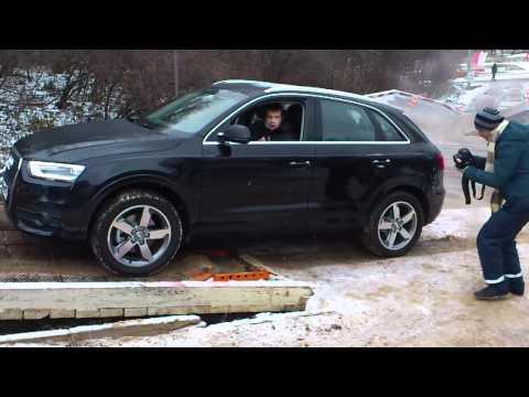 Quattro vs Xdrive (Answer to BMW video)