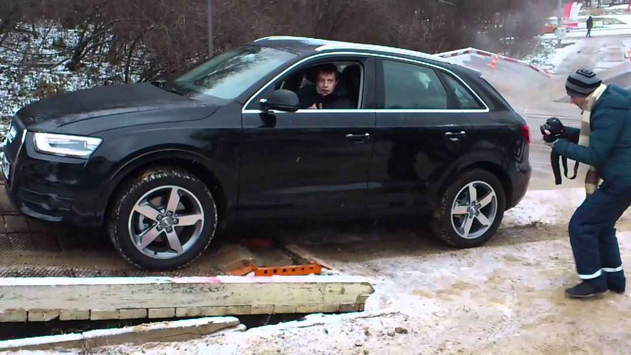 Quattro Vs Xdrive Answer To BMW Video YouTube - Audi q3 vs bmw x3