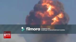 Самые эффектные и впечатляющие авиаудары ВКС РОССИИ в СИРИИ