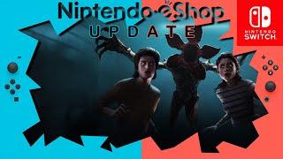 Цей комутатор 18 гри з'являються майбутній тиждень   продаж /пропозиція / eShop /Nintendo Switch
