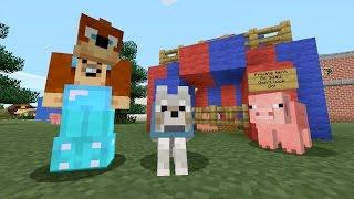 Minecraft Xbox - Pig Problem [230]