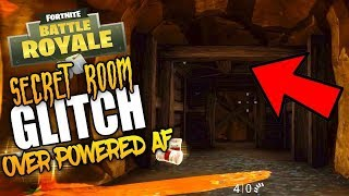 All Working Glitches and Hiding Spots in Fortnite Battle Royale