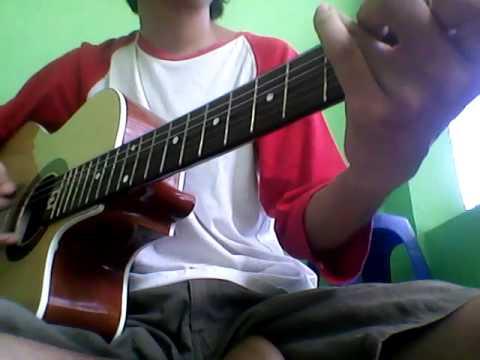 Marjinal - Hukum Rimba (Guitar Cover Bimo)