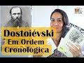 LidoLendo #228 | Dostoiévski em Ordem Cronológica - #dostoesselindo