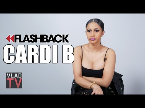Flashback: Cardi B on Using the N-Word: Latinos are Mixed with African