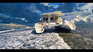 COLLISION with a REEF at NIGHT! The Tanda Malaika Wreck - Adventure 27 Sailing Around the World