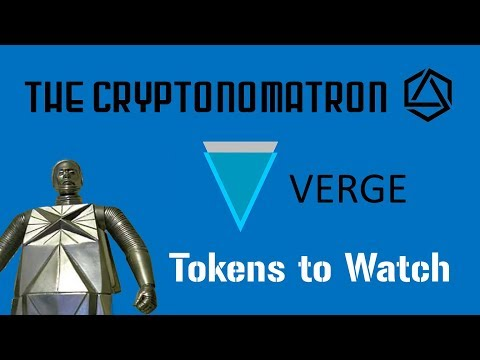 VERGE Privacy Coin Review! Tokens To Watch #2 XVG