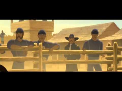 fcf130aad18 Spirit το Αγριο Αλογο Ελληνικο Τραγουδι απο την Ταινια 4 - YouTube