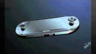 Sony  PSP 2 NGP Hardware Slideshow