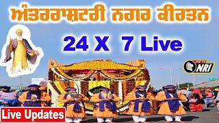 Nternational Nagar Kirtan Pakistan To  Ndia Live 25 August 2019