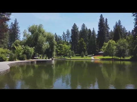 Spokane's Manito Park Reveals New Renovations