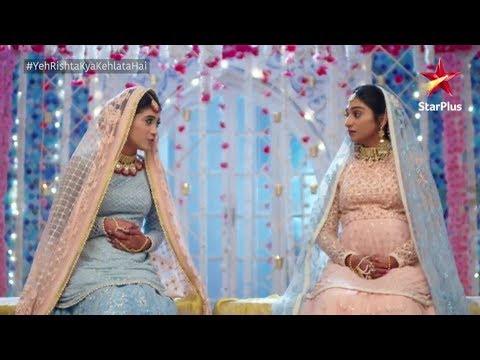 Yeh Rishta Kya Kehlata Hai | Naira's insecurity