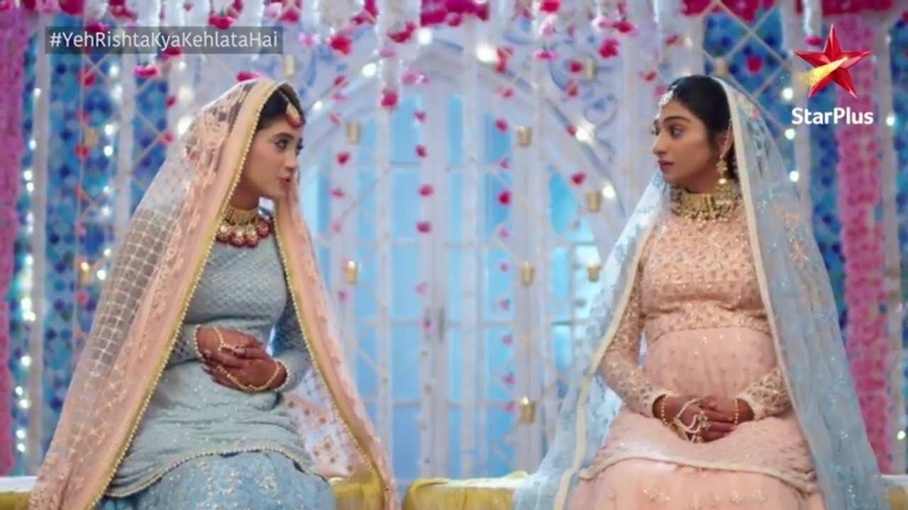 Download Yeh Rishta Kya Kehlata Hai | Naira's insecurity