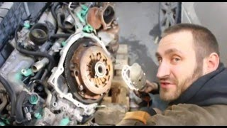 видео Chevrolet Lanos двигатель заклинило! гидрик развалился, а поршень ушел в астрал!
