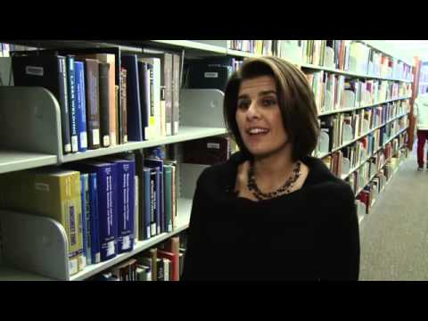 Dr. Michelle Tusan on teaching impact (2010 Faculty Institute)