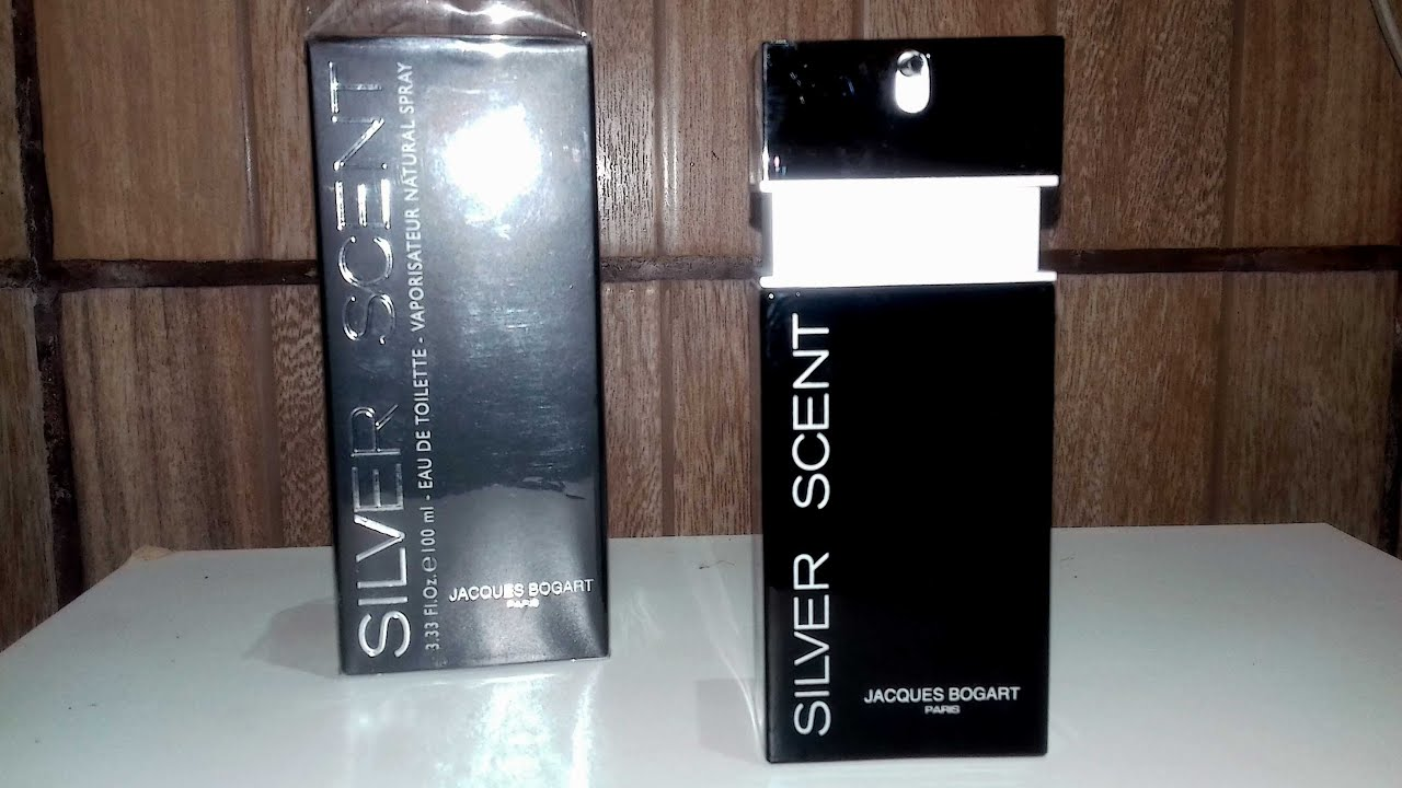 3f54352d1c Perfume Silver Scent - JACQES BOGART - YouTube