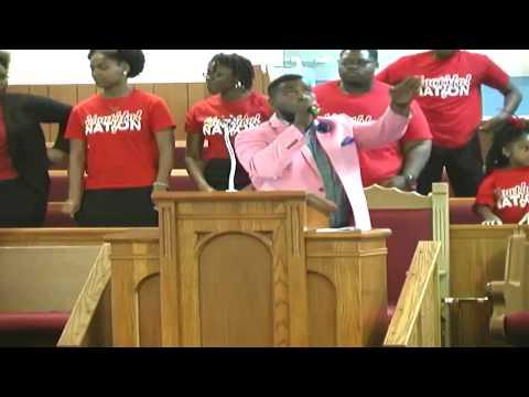 Youth Celebration - Yulanda Johnson (Guest Speaker) Second Baptist Church - Bastrop, La