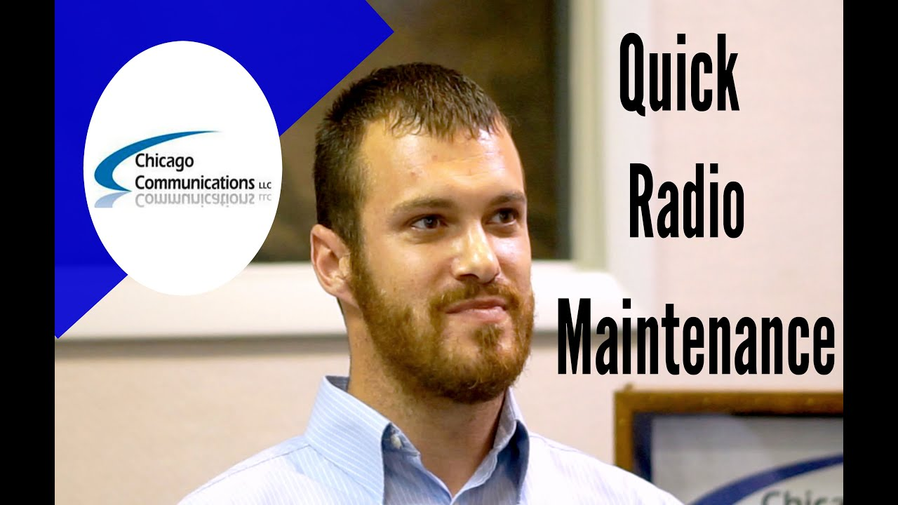 Top Tips for Two Way Radio Maintenance and Troubleshooting