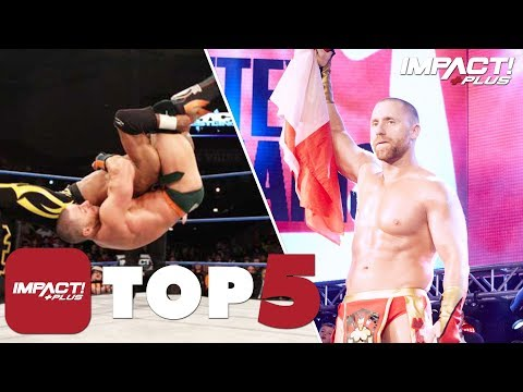 5 Most DEVASTATING Canadian Destroyers In IMPACT Wrestling History | IMPACT Plus Top 5
