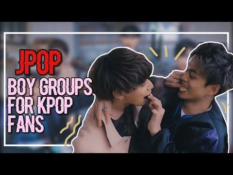 JPOP BOY GROUPS FOR KPOP FANS (REUPLOAD)