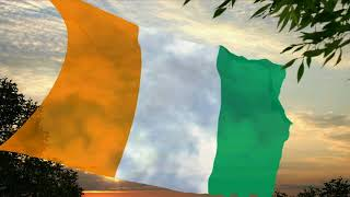 Flag and anthem of Côte d'Ivoire