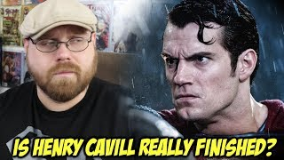 Is Henry Cavill Really Finished as Superman?!!!