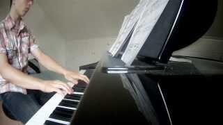 """Ich Spiele """"A Taste of Love"""" auf Klavier"""