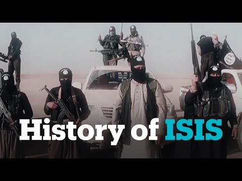 The history of Daesh (ISIS)