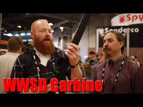 Talking to Ian About The New WWSD Carbine