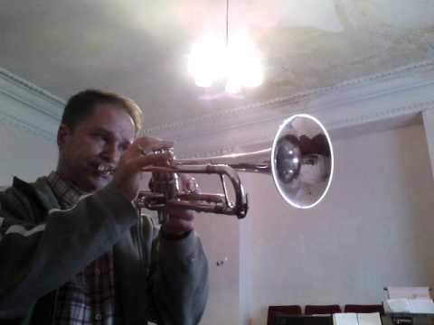 Super Trouper. ABBA. Trumpet Solo.