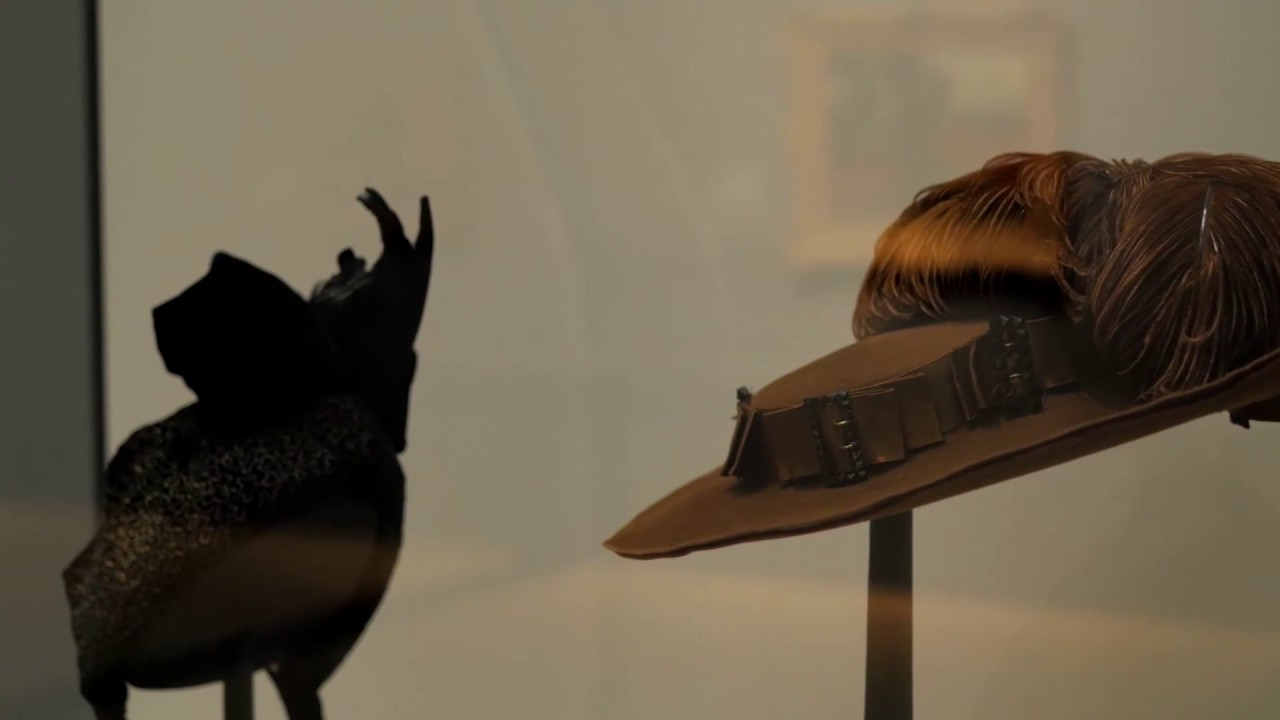 Download SLAM Tips its Hat to Degas' Love of Millinery (HEC-TV Scope)