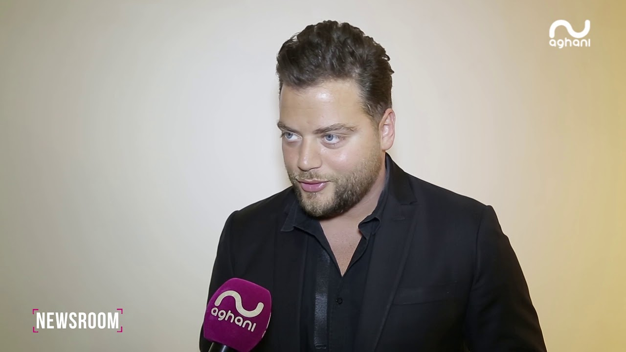 عامر زيّان يغني جديده في حفل خيري.. وهذا ما قاله عن توقيف شارل ايوب!