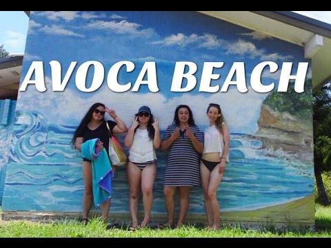 Travel Vlog // Avoca Beach - avoca