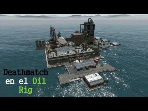 Arma 2 - Evento Bonus: Deathmatch en el Oil Rig!