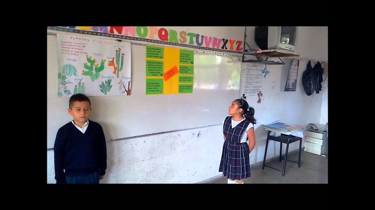 Hace video para escuela y recibe cachetada - 1 part 3