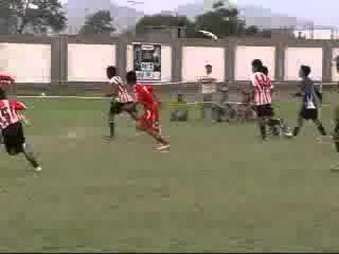 Creciendo Con El Fútbol 07 Enero 2011 Complejo Unión Huaral