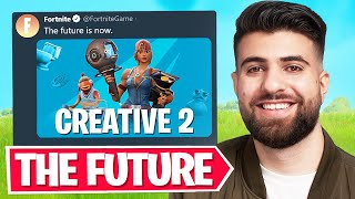 The FUTURE of Fortnite is Here!