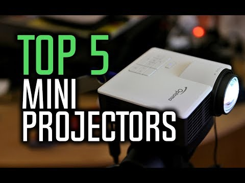 Best Mini Projectors in 2018 - Which Is The Best Mini Projector?