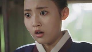 [The Rebel] 역적 : 백성을 훔친 도적 ep.29  Jeong Da-bin find a Kim Jeong-Hyun wounded!20170515