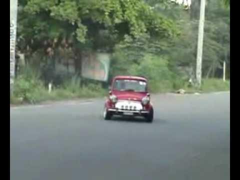 Mini Drifting Turns