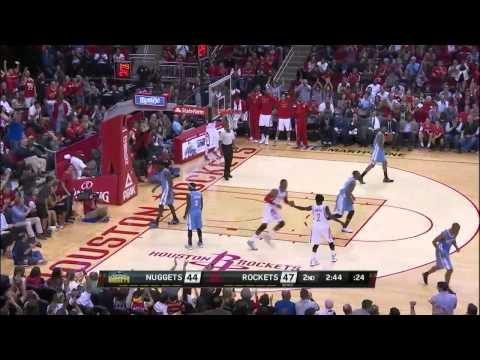 Denver Nuggets vs Houston Rockets | December 13, 2014 | NBA 2014-15 Season