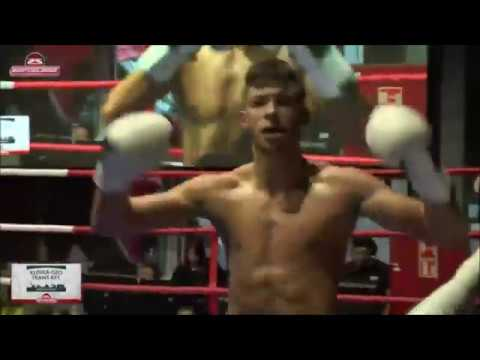 Farkas 'Nutu' László (Militans MMA) - KO Win At Superfight Series Hungary