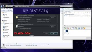 How to install Resident Evil 6 -Black Box [HD] Working 100%