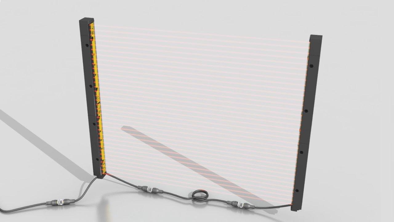 Quickstart Guide Mac4 The Modular Safety Light Curtain From Sick Sensor Wiring Diagram Ag Youtube