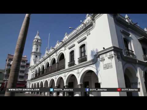 Veracruz, Mexico sees major restoration ahead of 500-year anniversary