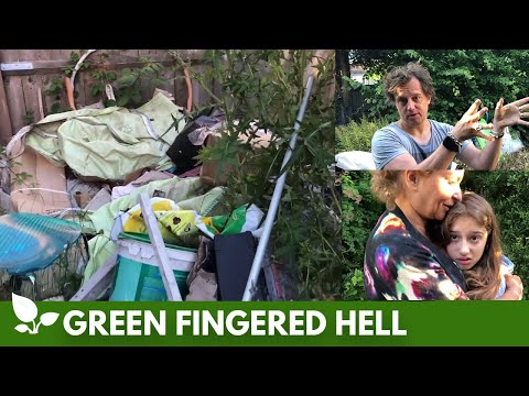 Green Fingered Hell #26 - Nadia & Mark Come Clean About The MOST Embarrassing Part of Their Garden