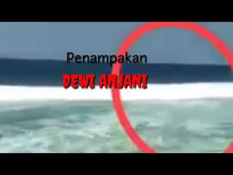 Penampakan DEWI ANJANI Setelah Gempa Di Lombok