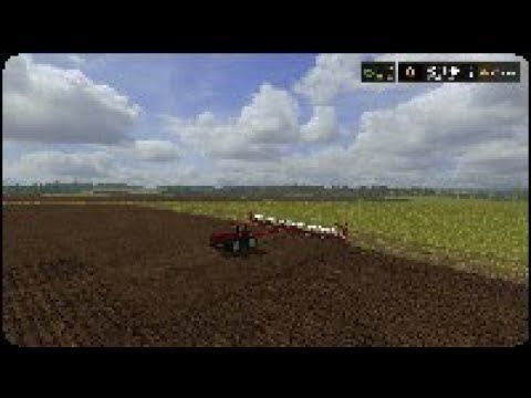 Lone Oak Farm! |Planting Wheat And Finish Up Cutting Grass | Farming Simulator 17