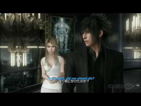 [HD] Final Fantasy Versus XIII Complete Official Trailer - Stella & Noctis (ENG SUB)